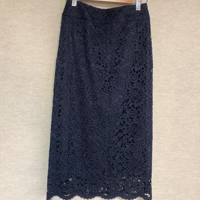 IENA(イエナ)のIENA レースタイトスカート レディースのスカート(ロングスカート)の商品写真