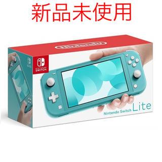 Nintendo Switch - スイッチ ライト  Switch Lite ターコイズ 本体
