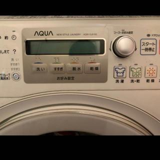 ドラム式洗濯機 美品
