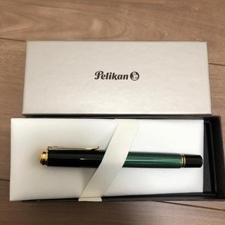 Pelikan - ペリカン 万年筆 M1000 緑色