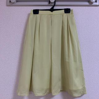 プロポーションボディドレッシング(PROPORTION BODY DRESSING)のフレアスカート❤︎(ひざ丈スカート)