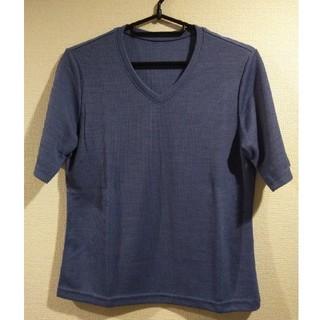 シャルレ(シャルレ)のシャルレ Vネック EE564 Mサイズ(Tシャツ(長袖/七分))