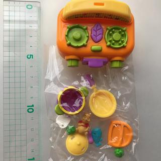 クマノプーサン(くまのプーさん)の未使用 ディズニープーさん キッチンコンロセット TOMY 2004年(キャラクターグッズ)