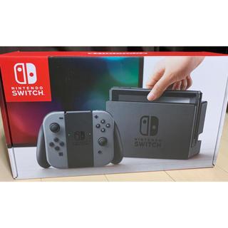 任天堂 - 「Nintendo Switch Joy-Con (L) / (R) グレー」