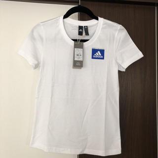 アディダス(adidas)のタグ付きアディダス半袖Tシャツ☆(Tシャツ(半袖/袖なし))