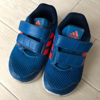 アディダス(adidas)のadidasスニーカー13cm(スニーカー)
