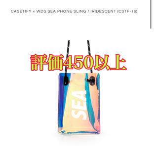 シュプリーム(Supreme)のCASETIFY WIND AND SEA PHONE SLING(トートバッグ)
