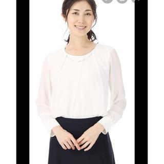 アオヤマ(青山)の洋服の青山 ANCHOP WOMAN person's 長袖シャツ(シャツ/ブラウス(長袖/七分))