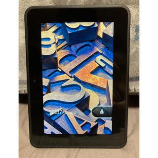 アンドロイド(ANDROID)のKindle  Fire HD X43Z60(タブレット)
