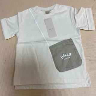 petit main - 新品 タグ付き Tシャツ プティマイン 最終値下げ