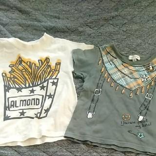 エニィファム(anyFAM)の半袖Tシャツ 100 男の子 anyFAM 他 2枚セット(Tシャツ/カットソー)