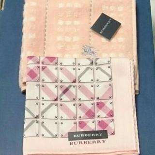 BURBERRY - BURBERRY バーバリー ハンカチ タオル