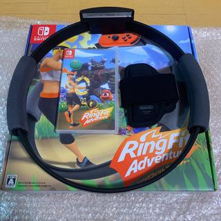 【早い者勝ち】リングフィット アドベンチャー Switch(家庭用ゲームソフト)