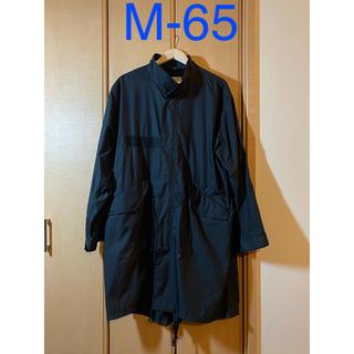アルファ(alpha)のM-65(モッズコート)