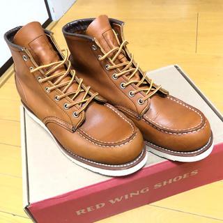 REDWING - ☆超美品☆REDWING  レッドウィング 5875 ブーツ