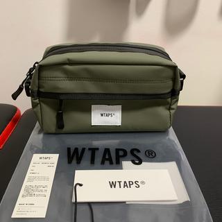 W)taps - 『最安値』wtaps ポーチ オリーブ 20ss