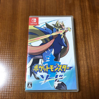 ポケモン(ポケモン)のポケットモンスター ソード Switch(家庭用ゲームソフト)