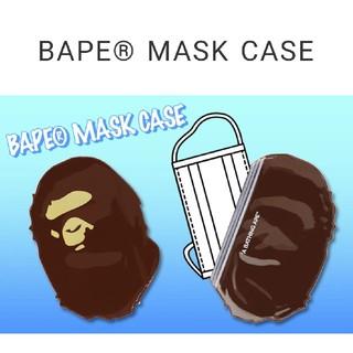 A BATHING APE - BAPE マスクケース