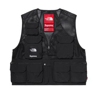 Supreme - Lサイズ supreme the north face cargo vest