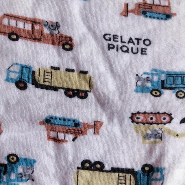 gelato pique(ジェラートピケ)のジェラートピケ  パジャマ 男の子 70-80 キッズ/ベビー/マタニティのベビー服(~85cm)(パジャマ)の商品写真