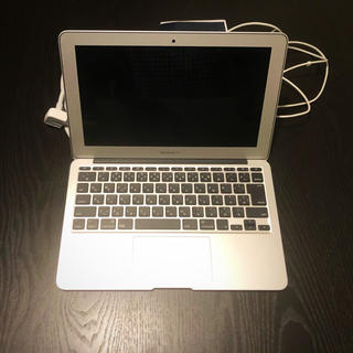 Apple - MacBook Air (11-inch, Mid 2012)