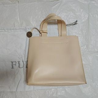 Furla - FURLA【トートバッグ】ベージュ・ハンドバッグ