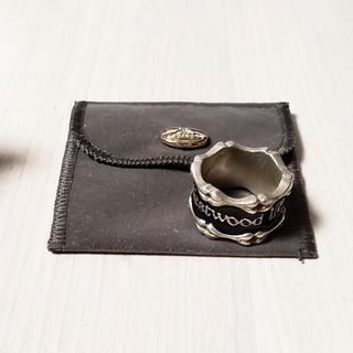 Vivienne Westwood - Vivienne Westwood bone band ring