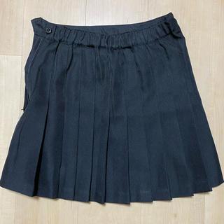 ウィゴー(WEGO)のWEGO Sサイズ プリーツスカート 黒(ミニスカート)