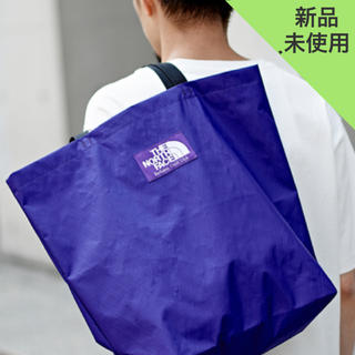 THE NORTH FACE - 【定価10780円】ノースフェイスパープルレーベル  X-PAC TOTEバッグ