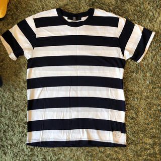 カンビオ(Cambio)のボーダー Tシャツ Cambio(Tシャツ/カットソー(半袖/袖なし))