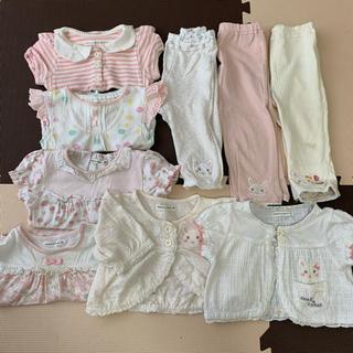 クーラクール(coeur a coeur)のクーラクール 80cm 春夏服 9・まとめ売りセット(Tシャツ)