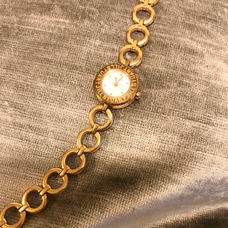 JILLSTUART - 美品 JILLSTUART ピンクゴールド腕時計