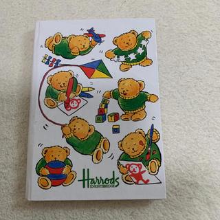 ハロッズ(Harrods)の♡ハロッズ Harrods 電話帳♡(ノート/メモ帳/ふせん)
