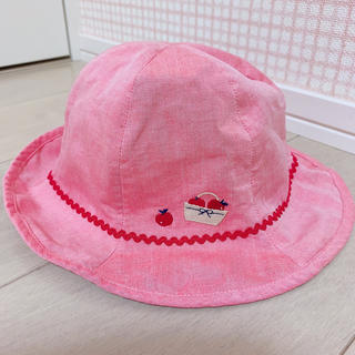 familiar - ファミリア 帽子 49cm