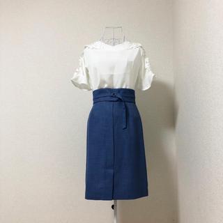 プロポーションボディドレッシング(PROPORTION BODY DRESSING)の《美品》proportion body dressing タイト スカート M(ひざ丈スカート)