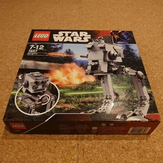 Lego - LEGO スターウォーズ 7657 AT-ST