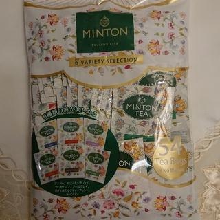 ミントン(MINTON)のミントンティー  バラエティーパック  54袋(茶)