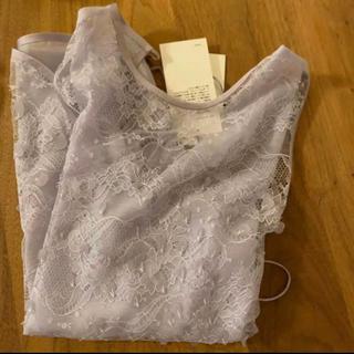 マメ(mame)のmame 春に❤︎ パープル シャツ(シャツ/ブラウス(半袖/袖なし))