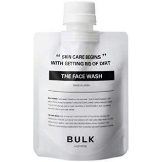 バルクオム 洗顔料 100g BULK HOMME THE FACE WASH(洗顔料)