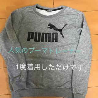 PUMA - プーマ トレーナー 未使用に近い キッズ160