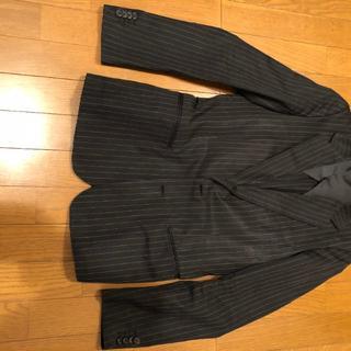 エヌハリウッド(N.HOOLYWOOD)のスーツ セットアップ ブラック トゥモローランド(セットアップ)