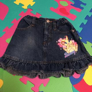 ディズニー(Disney)のディズニー ミスバニー デニムスカート 120サイズ(スカート)