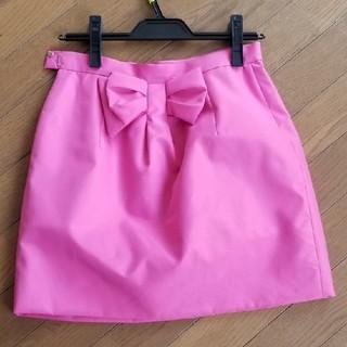 Rirandture - リランドチュール ミニスカート ピンク リボン