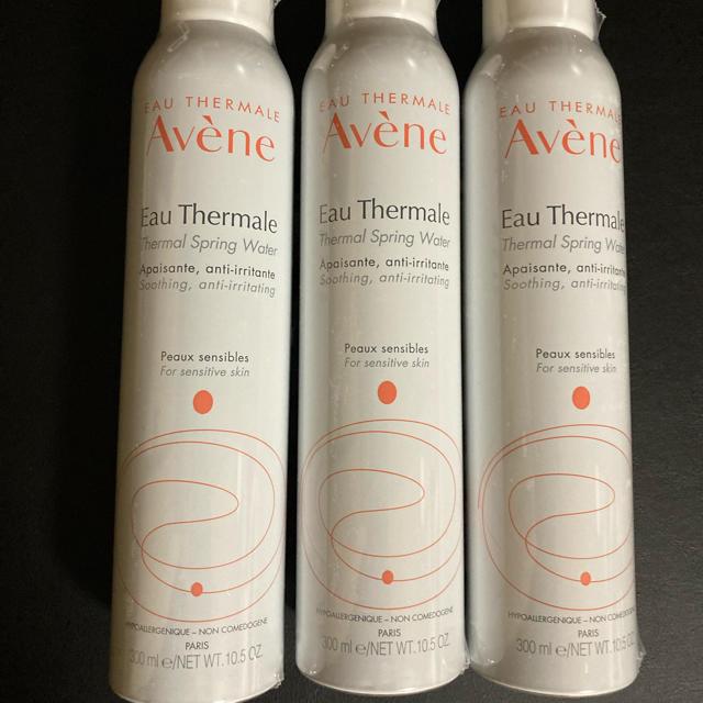 Avene(アベンヌ)のアベンヌウォーター 300ml 3個セット コスメ/美容のボディケア(その他)の商品写真
