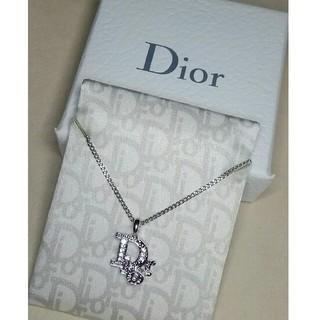 Christian Dior - クリスチャン・ディオール★ネックレス★クリスタル