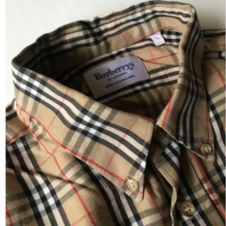 バーバリー(BURBERRY)の【美品】 90's Burberry's バーバリーズ チェックシャツ シャツ(シャツ)