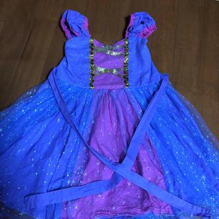 ディズニー(Disney)のラプンツェル風ドレス(ドレス/フォーマル)