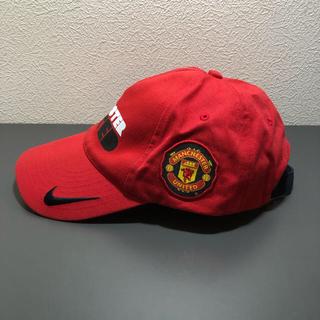 ナイキ(NIKE)のNIKE Manchester United cap(キャップ)