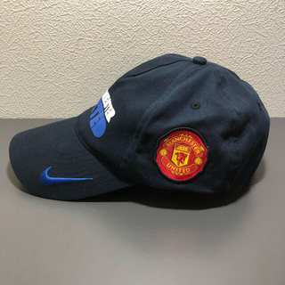 ナイキ(NIKE)のNIKE ManchesterUnited cap(キャップ)