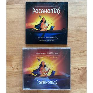 ディズニー(Disney)のディズニー ポカホンタス CD シングル(アニメ)